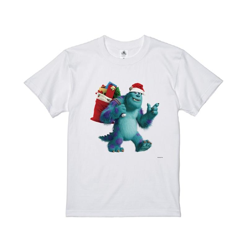 【D-Made】Tシャツ モンスターズ・ユニバーシティ サリー クリスマス