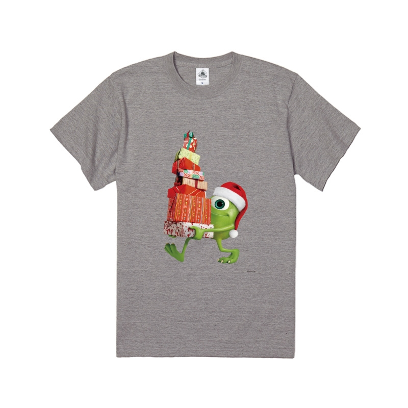【D-Made】Tシャツ モンスターズ・ユニバーシティ マイク クリスマス