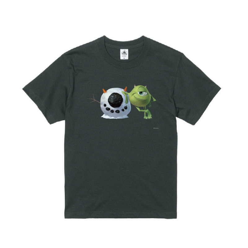 【D-Made】Tシャツ モンスターズ・インク マイク クリスマス