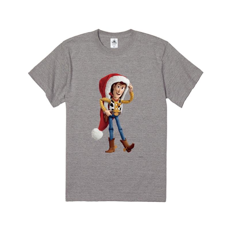 【D-Made】Tシャツ トイ・ストーリー ウッディ クリスマス
