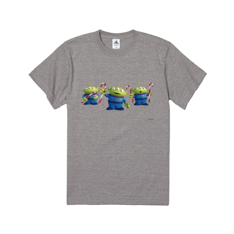 【D-Made】Tシャツ トイ・ストーリー エイリアン クリスマス