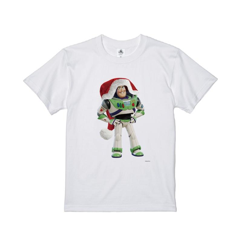 【D-Made】Tシャツ トイ・ストーリー バズ・ライトイヤー クリスマス