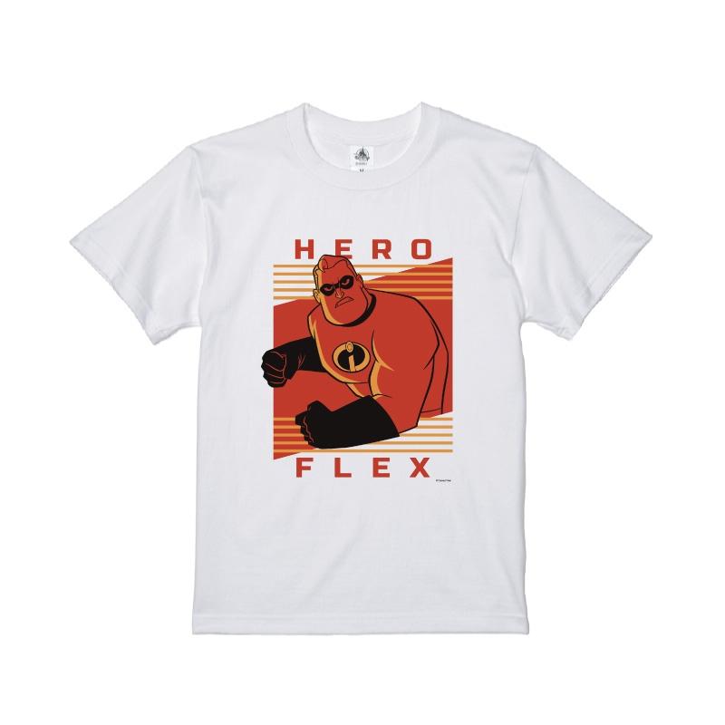 【D-Made】Tシャツ インクレディブル・ファミリー ミスター・インクレディブル