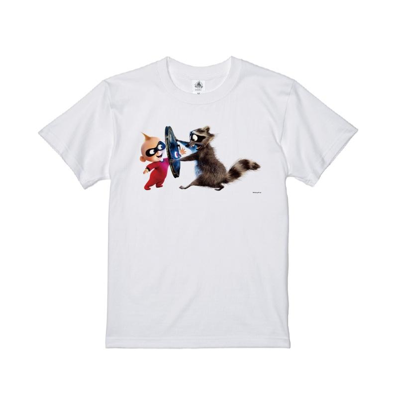 【D-Made】Tシャツ インクレディブル・ファミリー ジャック・ジャック