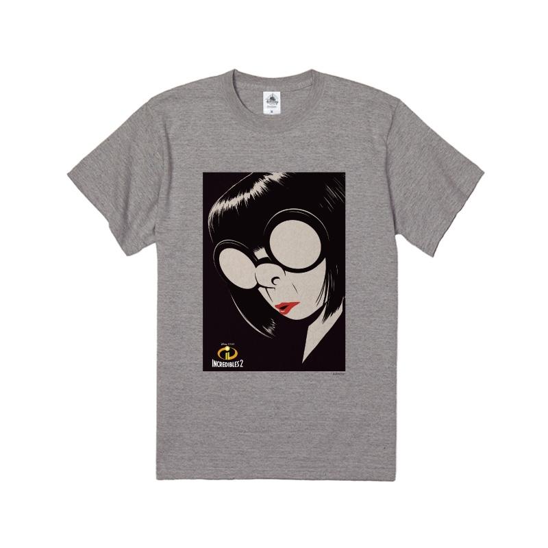 【D-Made】Tシャツ インクレディブル・ファミリー エドナ・モード