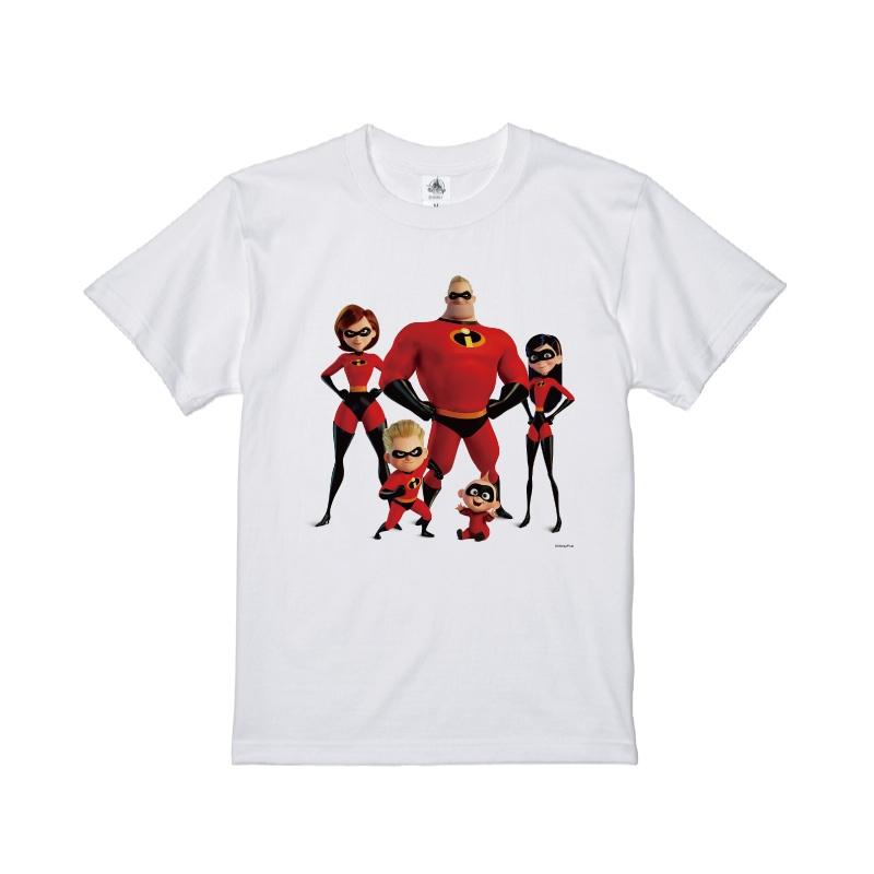 【D-Made】Tシャツ インクレディブル・ファミリー