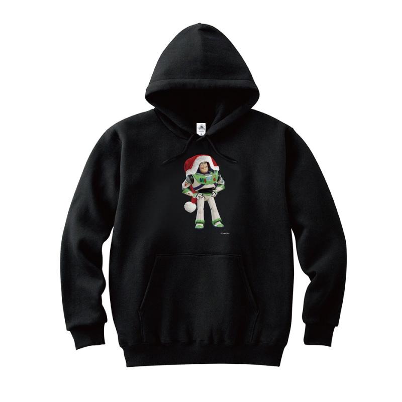 【D-Made】パーカー トイ・ストーリー バズ・ライトイヤー クリスマス