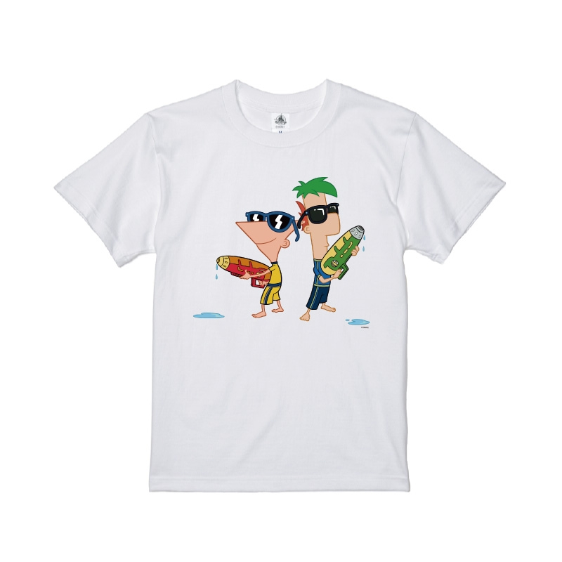 【D-Made】Tシャツ フィニアスとファーブ