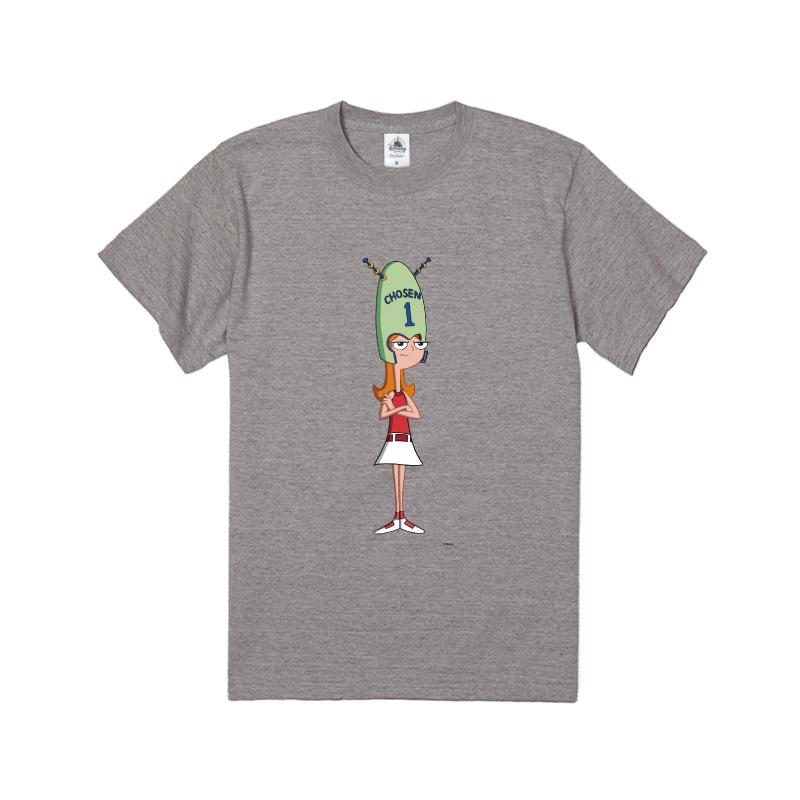 【D-Made】Tシャツ フィニアスとファーブ キャンディス・フリン
