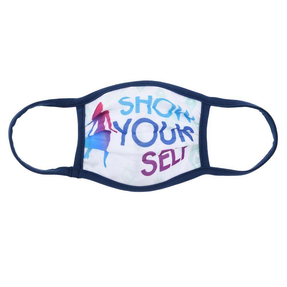 エルサ 家庭用布マスク SHOW YOURSELF