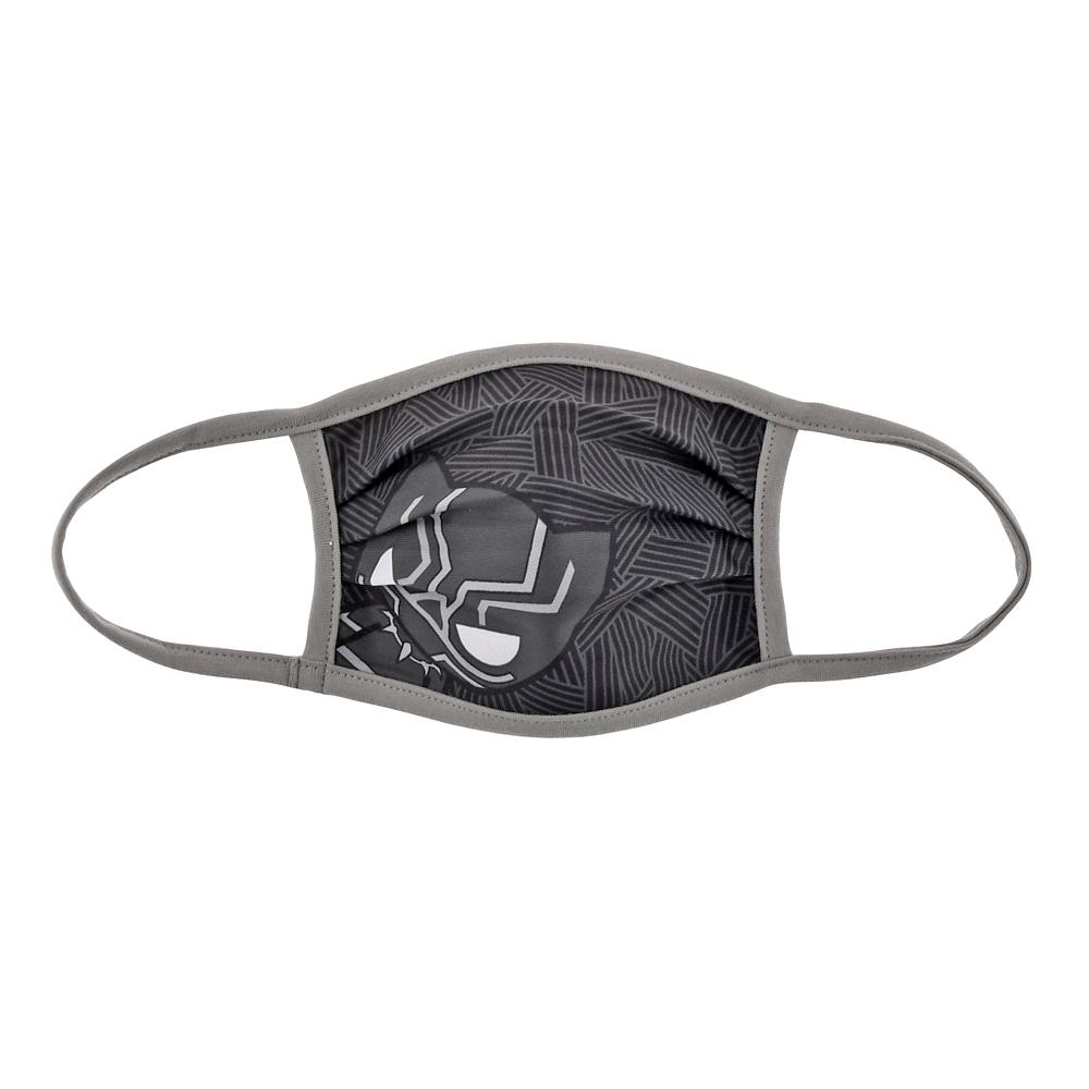 マーベル ブラックパンサー 家庭用布マスク