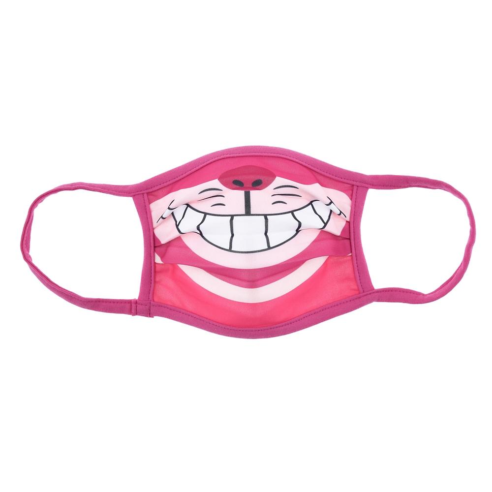 チェシャ猫 家庭用布マスク フェイス