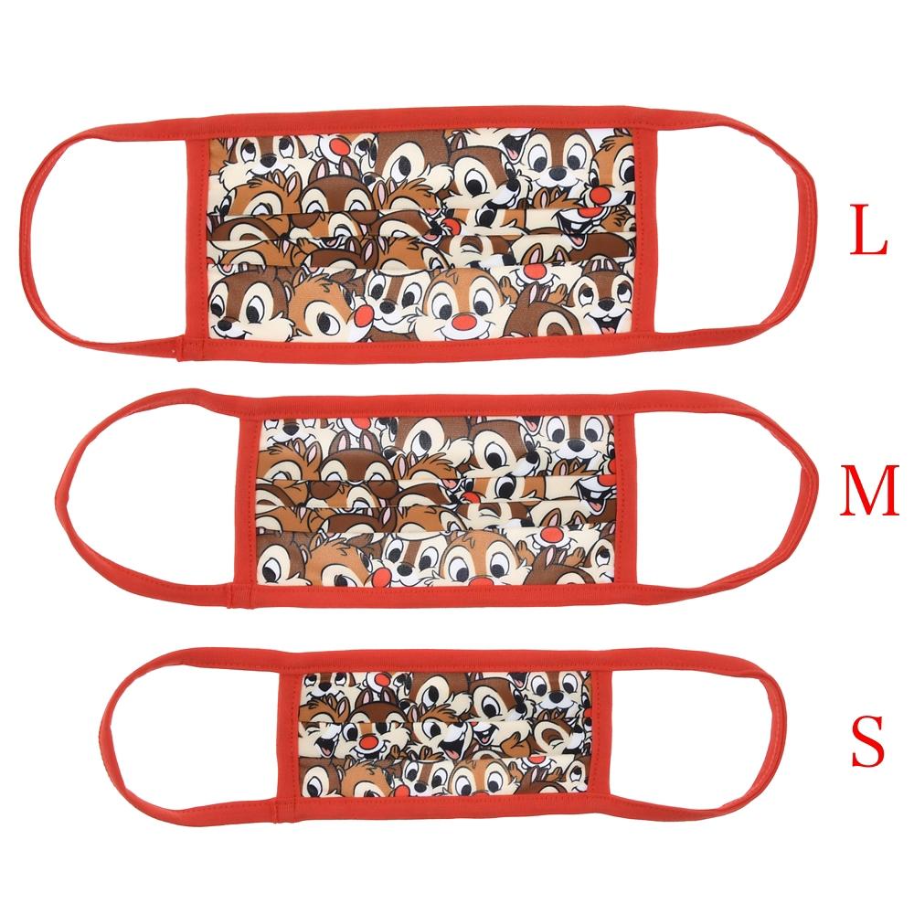ディズニーキャラクター 家庭用布マスク 4枚セット フレンズ