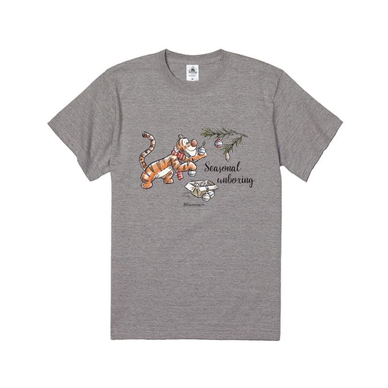 【D-Made】Tシャツ くまのプーさん ティガー クリスマス