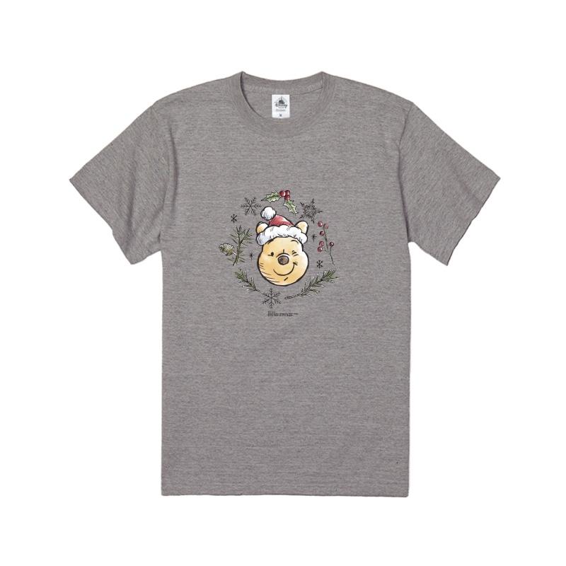 【D-Made】Tシャツ くまのプーさん クリスマス