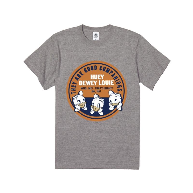 【D-Made】Tシャツ ヒューイ&デューイ&ルーイ