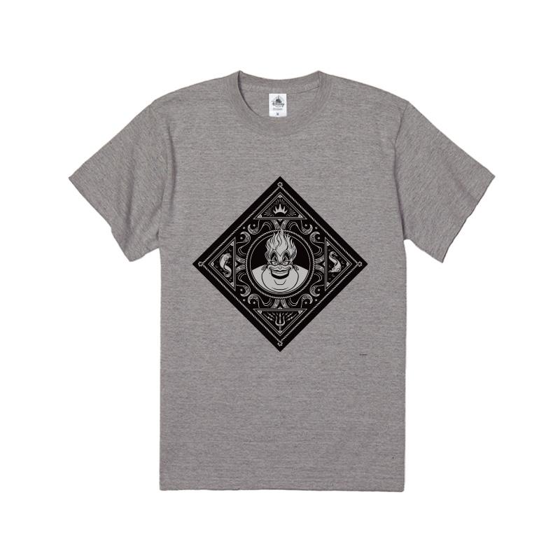 【D-Made】Tシャツ リトル・マーメイド アースラ&フロットサム&ジェットサム ヴィランズ