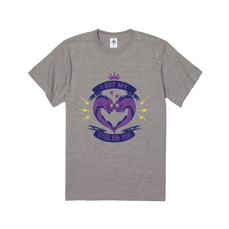 【D-Made】Tシャツ リトル・マーメイド フロットサム&ジェットサム