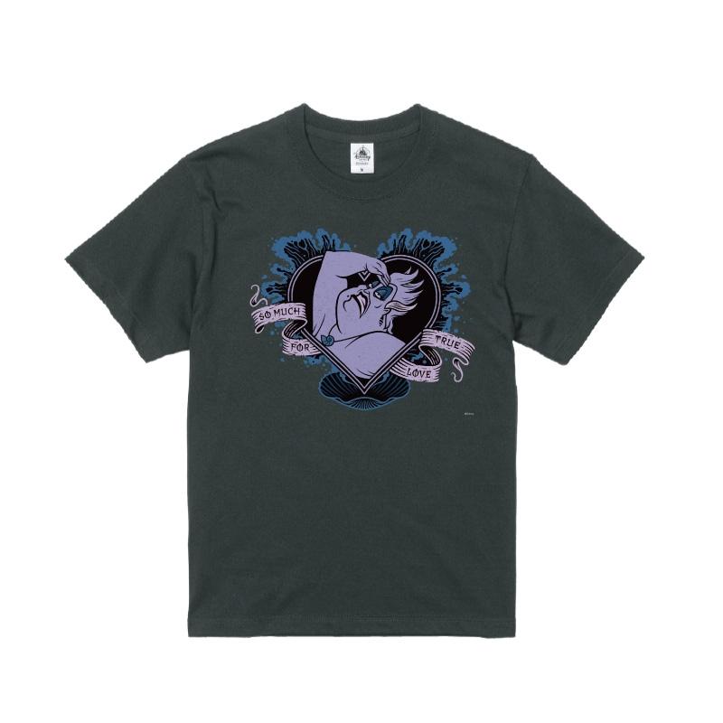 【D-Made】Tシャツ リトル・マーメイド アースラ ヴィランズ