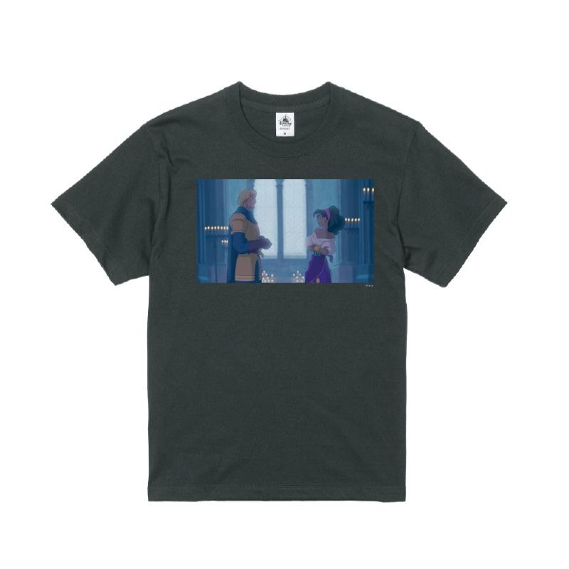 【D-Made】Tシャツ 映画 『ノートルダムの鐘』 フィーバス&エスメラルダ