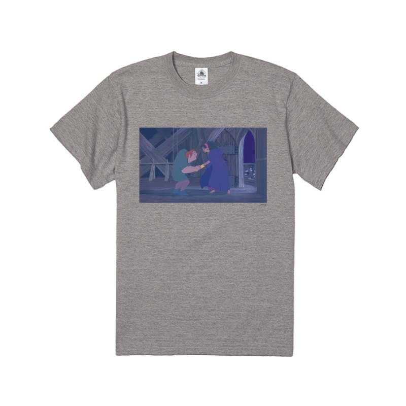 【D-Made】Tシャツ 映画 『ノートルダムの鐘』 カジモド&エスメラルダ