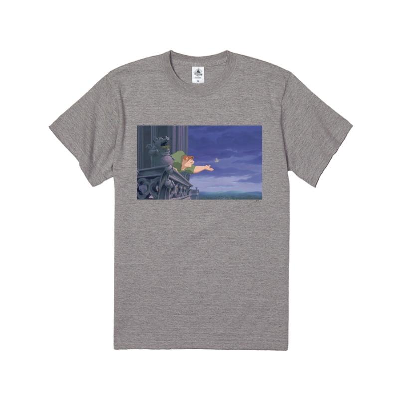 【D-Made】Tシャツ 映画 『ノートルダムの鐘』 カジモド