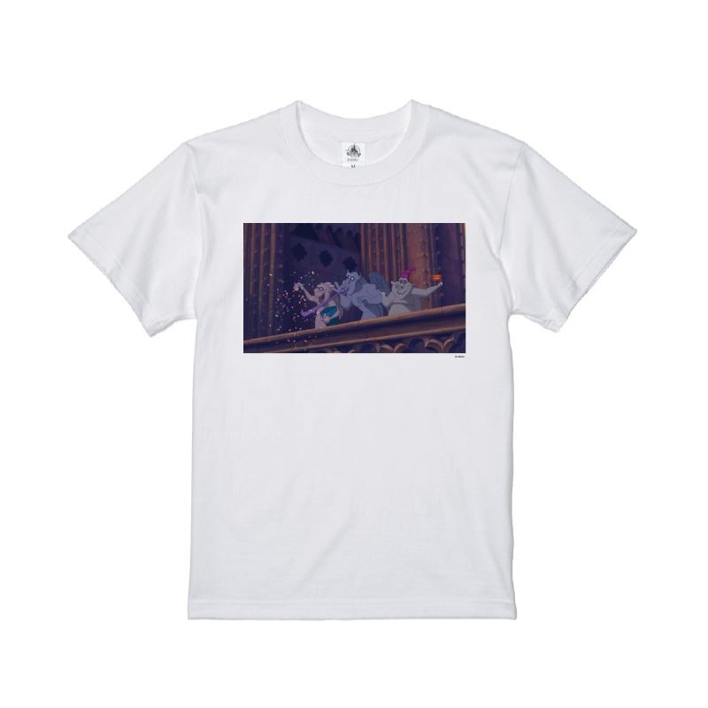 【D-Made】Tシャツ 映画 『ノートルダムの鐘』 ヴィクトル&ユーゴ&ラヴァーン