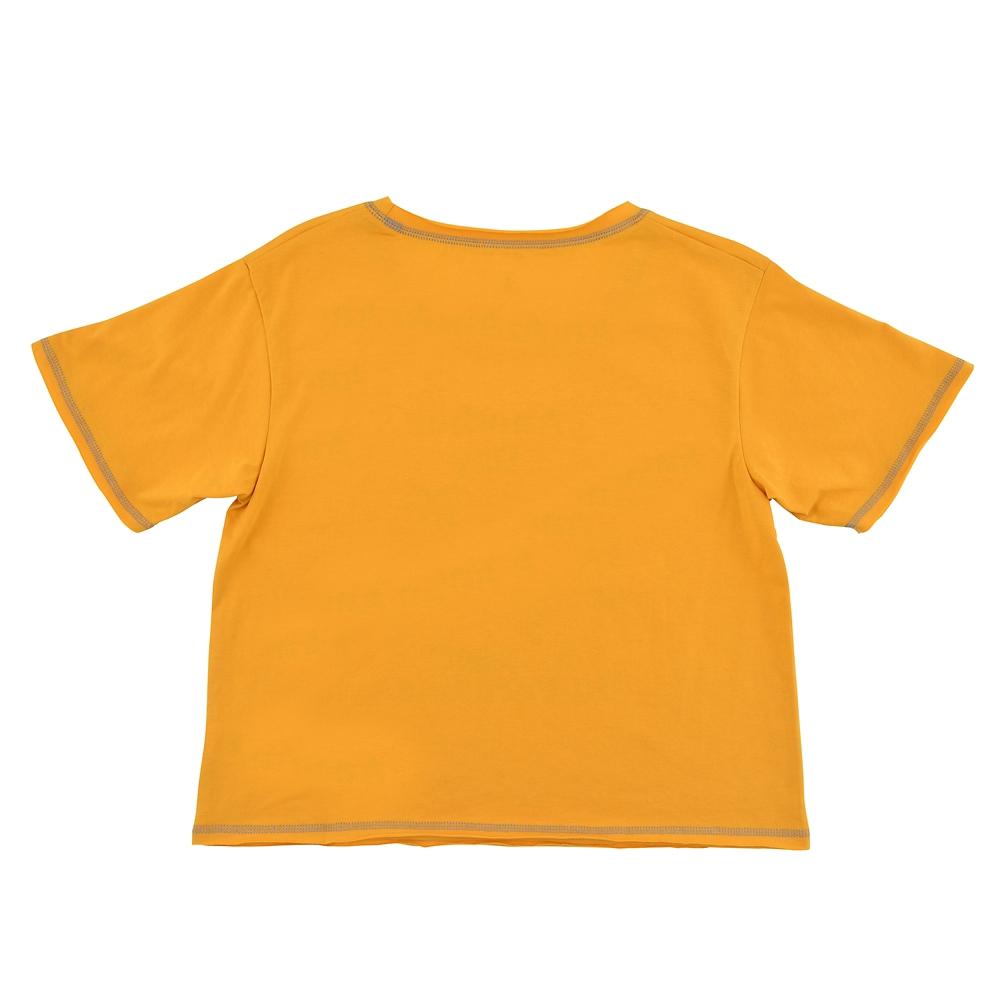 ミッキー 半袖Tシャツ Paradise Hawaiian
