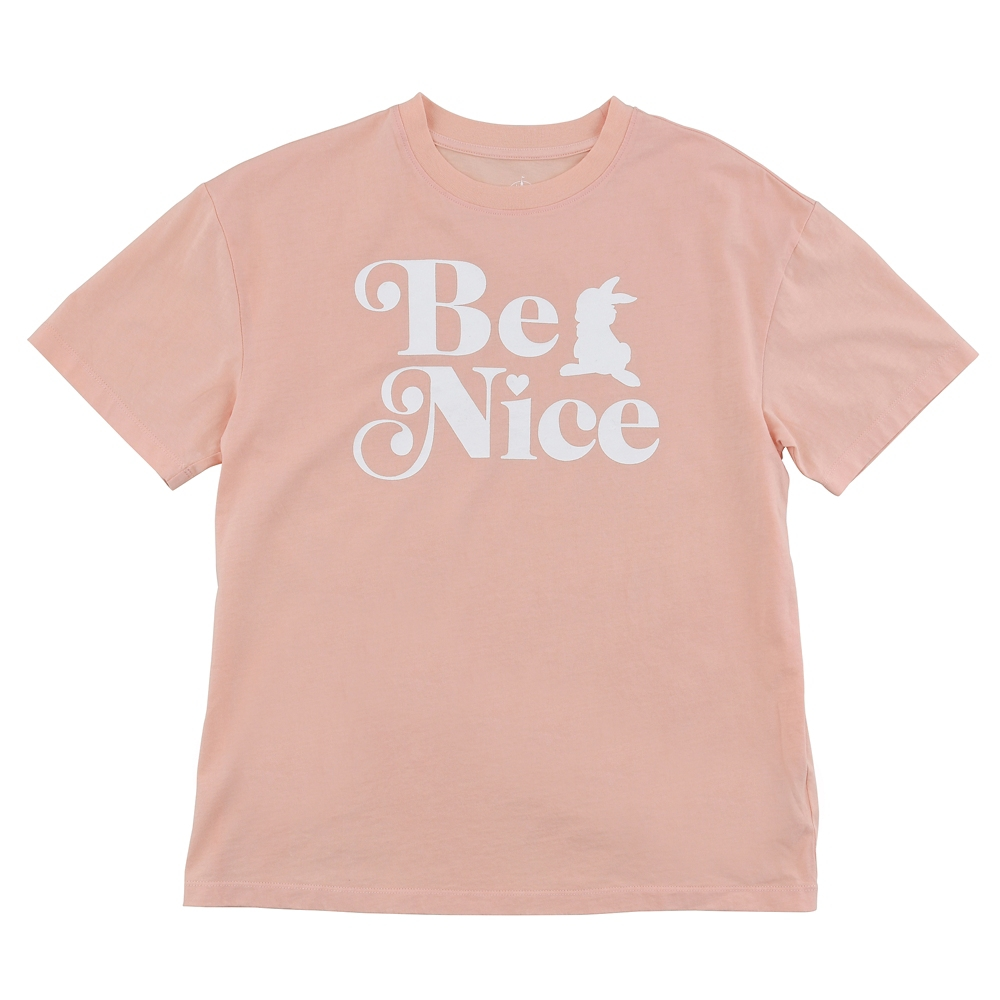 【送料無料】ミス・バニー 半袖Tシャツ Be Nice