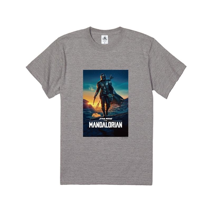 【D-Made】Tシャツ マンダロリアン シーズン2
