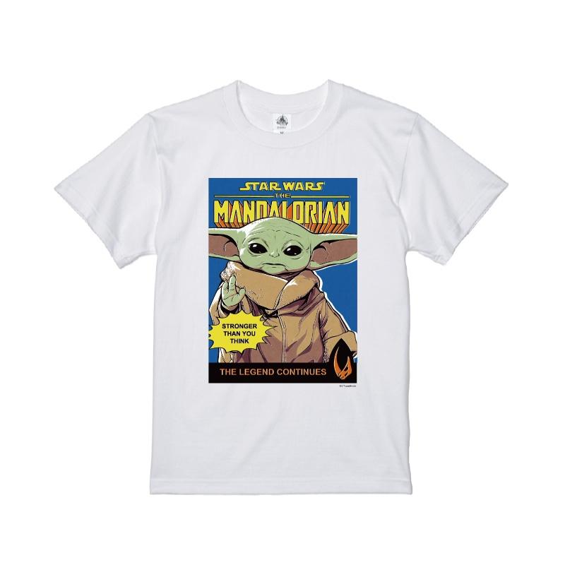 【D-Made】Tシャツ マンダロリアン シーズン2 グローグー