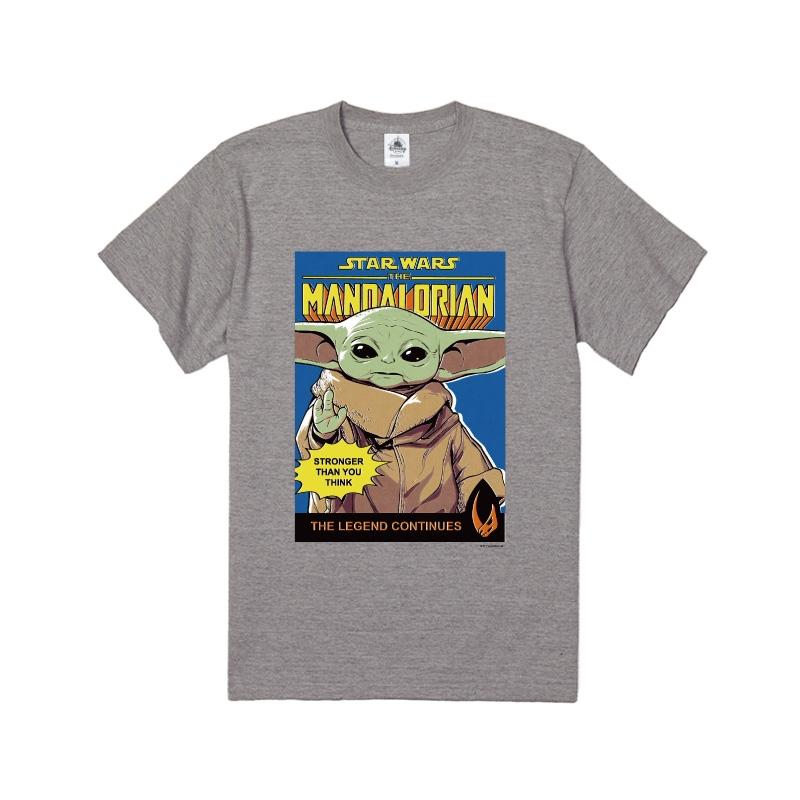 【D-Made】Tシャツ マンダロリアン シーズン2 ザ・チャイルド