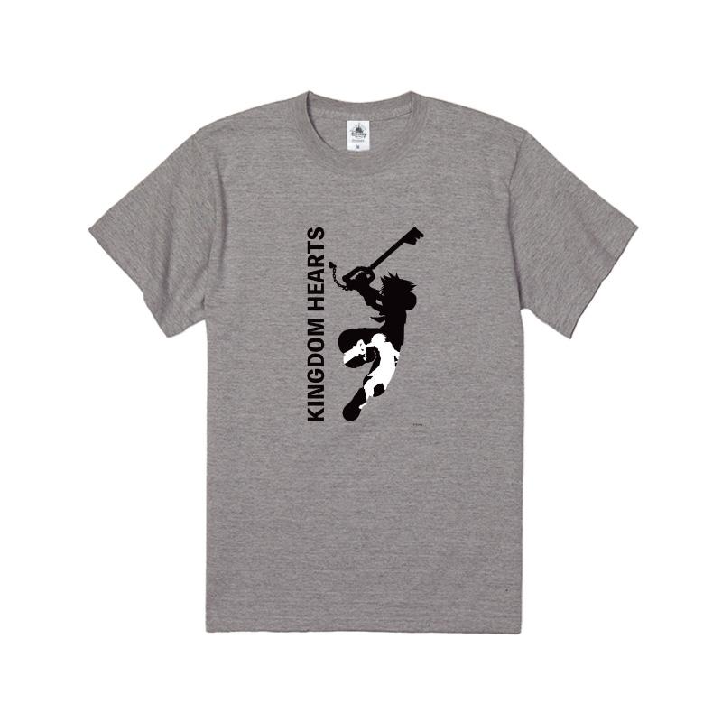 【D-Made】Tシャツ キングダム ハーツ ソラ&リク