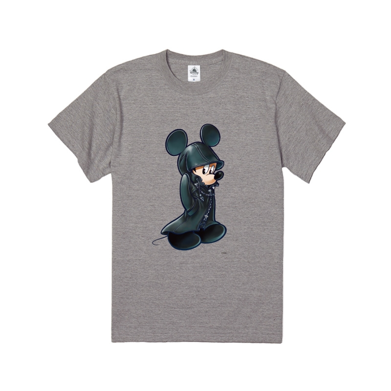 【D-Made】Tシャツ キングダム ハーツ 王様(ミッキー)