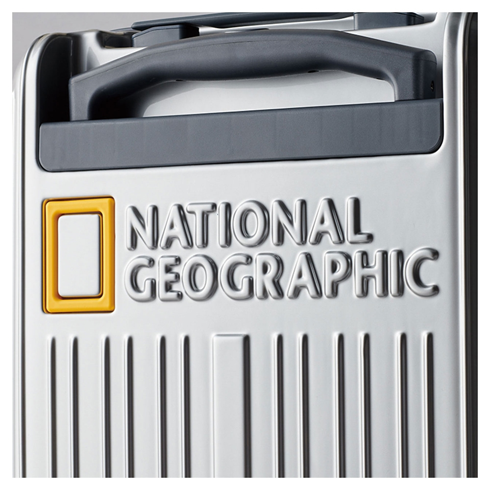 【NATIONAL GEOGRAPHIC】 キャリーケース 49L ワイドハンドルキャリー搭載モデル