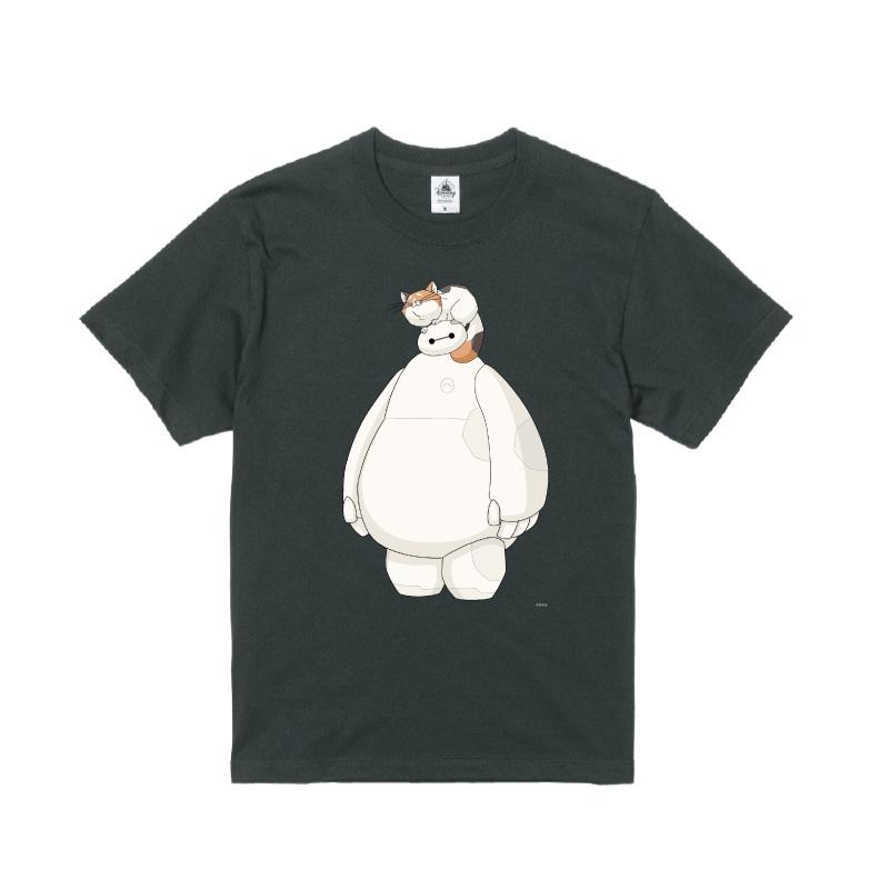【D-Made】Tシャツ ベイマックス ベイマックス&モチ