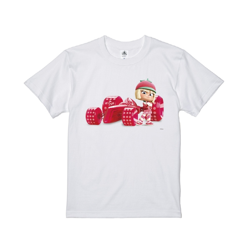 【D-Made】Tシャツ シュガー・ラッシュ タフィタ・マトンファッジ