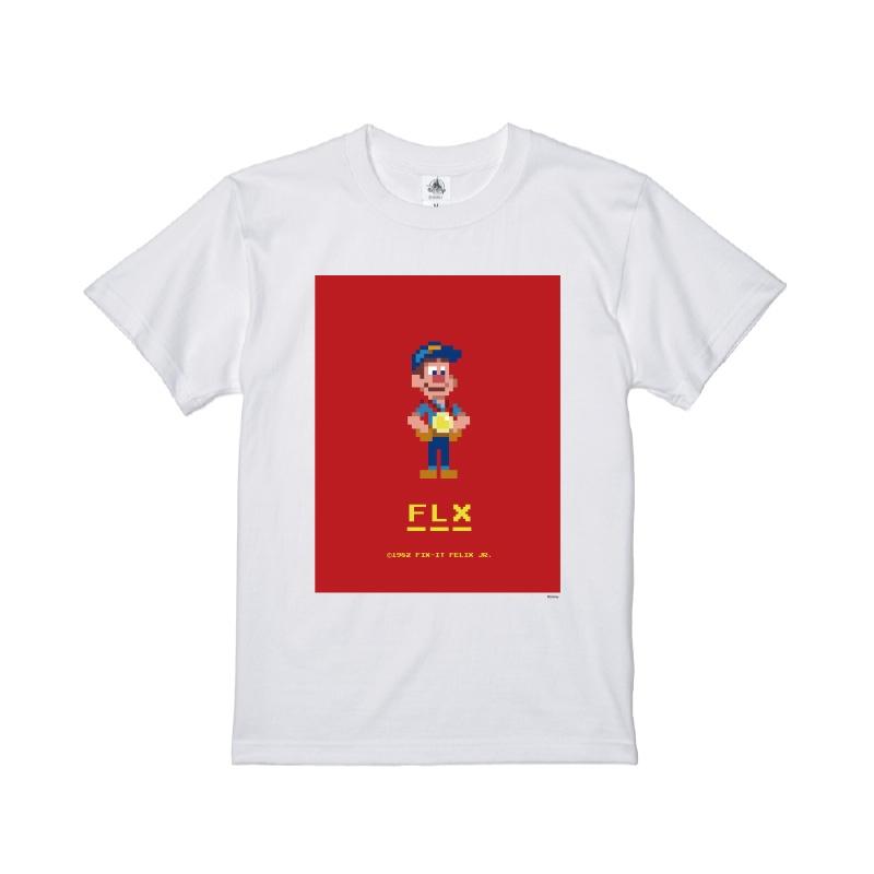 【D-Made】Tシャツ シュガー・ラッシュ フェリックス