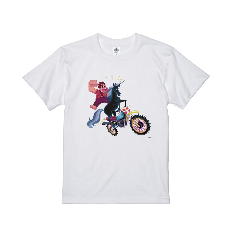 【D-Made】Tシャツ シュガー・ラッシュ:オンライン ラルフ
