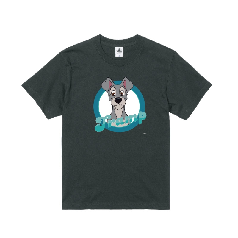 【D-Made】Tシャツ わんわん物語 トランプ