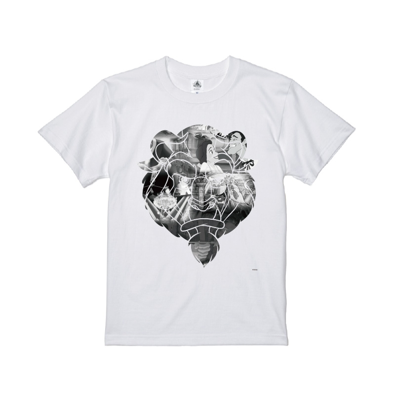 【D-Made】Tシャツ 美女と野獣 野獣