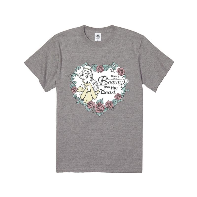 【D-Made】Tシャツ 美女と野獣 ベル