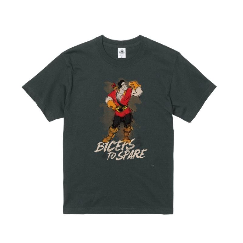 【D-Made】Tシャツ 美女と野獣 ガストン