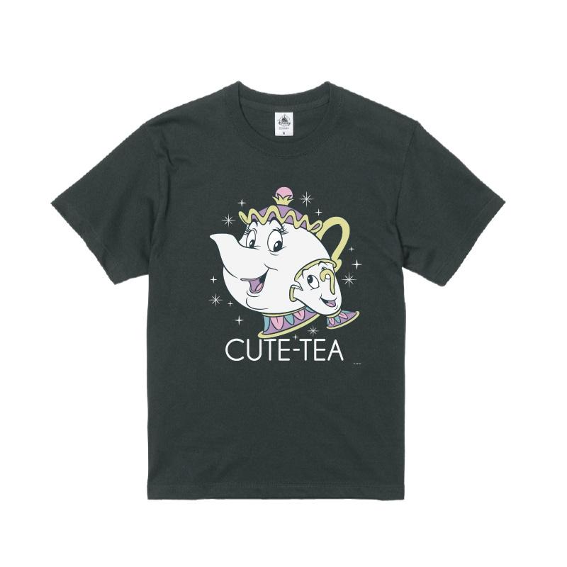 【D-Made】Tシャツ 美女と野獣 ポット夫人&チップ