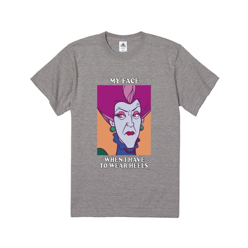 【D-Made】Tシャツ シンデレラ トレメイン夫人