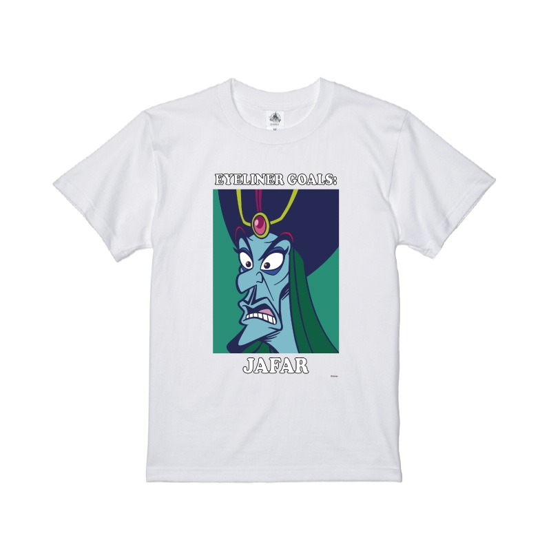 【D-Made】Tシャツ アラジン ジャファー
