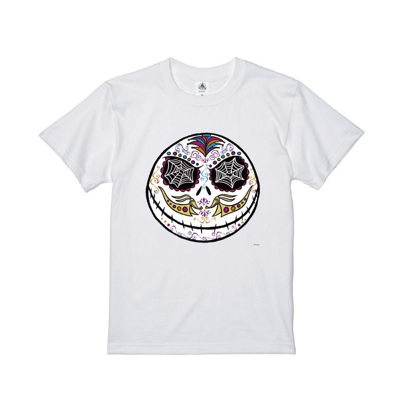 【D-Made】Tシャツ ティム・バートン ナイトメアー・ビフォア・クリスマス ジャック・スケリントン