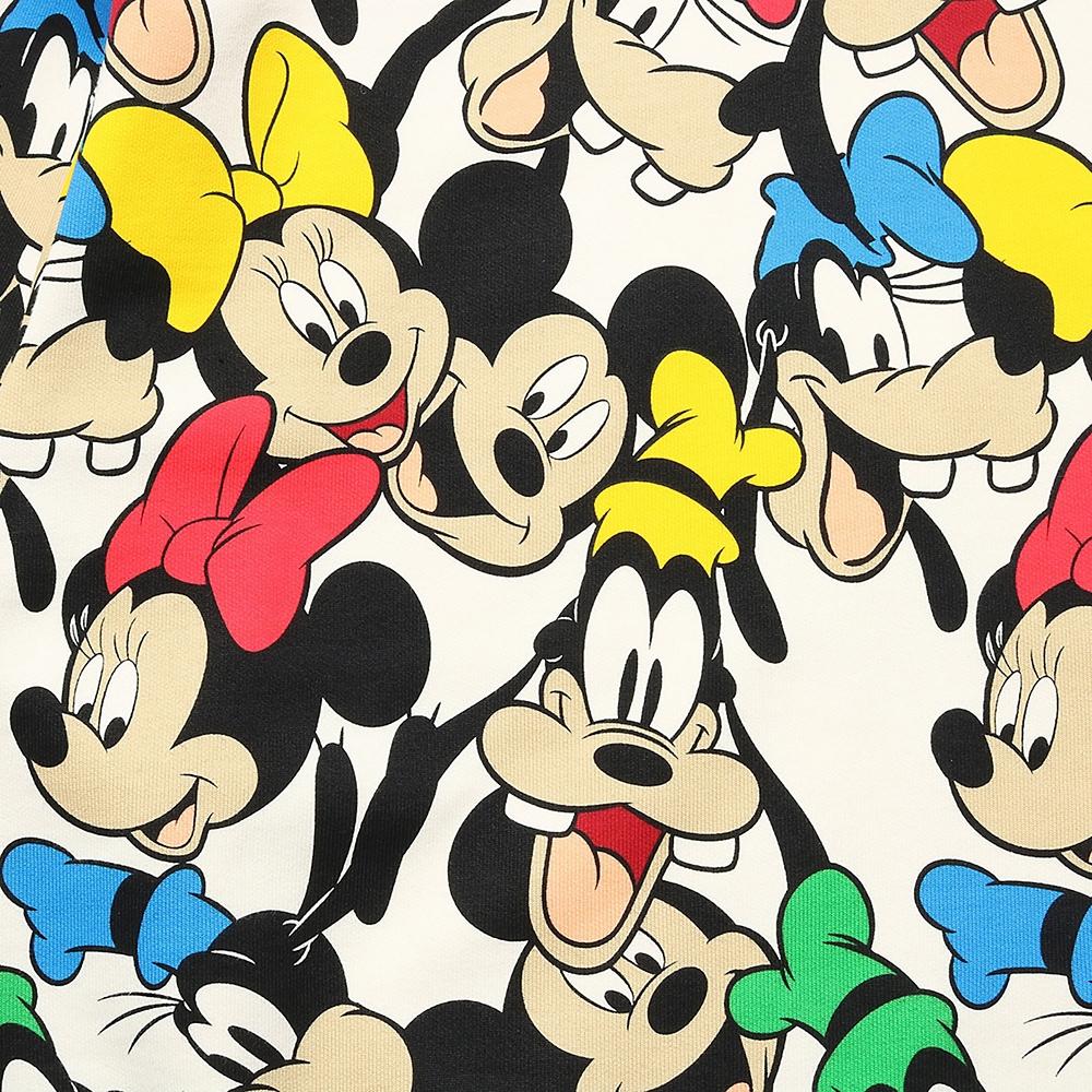 【送料無料】【LEVI'S】 ミッキー&フレンズ クルーネックスウェットシャツ