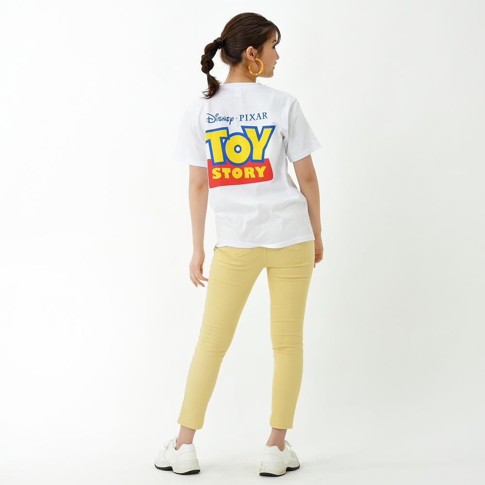 ハム、レックス、スリンキー 半袖Tシャツ Pixar's Summer Resort
