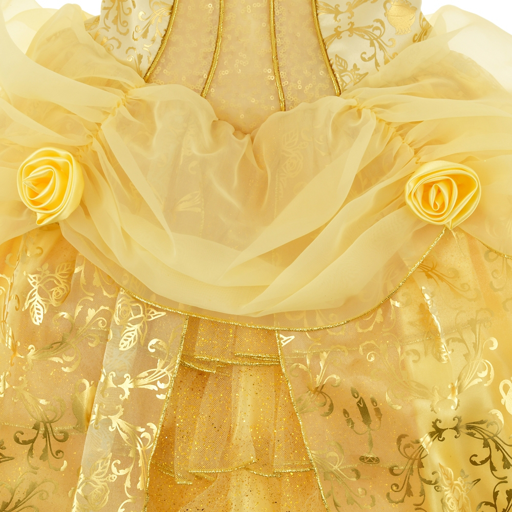 ベル キッズ用ドレス プレミアム Disney DESIGNER COLLECTION